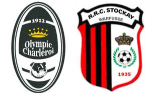 Samedi 31 juillet 19h00 à l'Olympic de Charleroi 2e match de préparation @ Olympic de Charleroi | Charleroi | Wallonie | Belgique